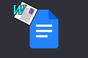 Google Dokumenty umožní umístit obrázek před a za text