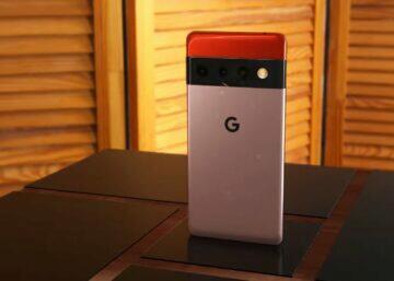 Google Pixel 6 čipset