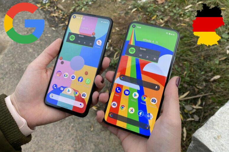 Google příjemně zlevnil telefony Pixel 4a a 4a 5G