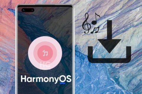 HarmonyOS další zvuky ke stažení