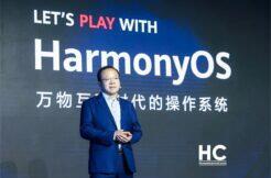 HarmonyOS podíl na trhu plány