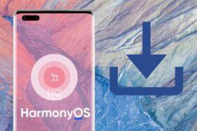 HarmonyOS vyzváněcí tón