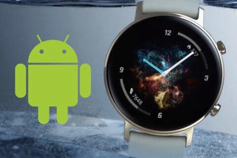 hodinky Huawei ciferníky Android