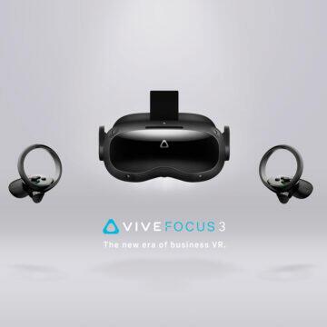 HTC VIVE Focus 3