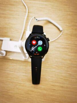 uniklé fotky Huawei Watch 3 Huawei Watch 3 leak ciferník