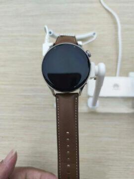 Huawei Watch 3 leak řemínek