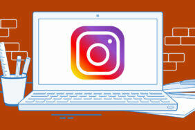 Instagram přidávání příspěvků přes počítač