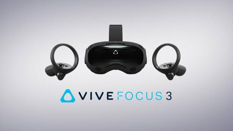 Presentamos VIVE Focus 3    VIVE