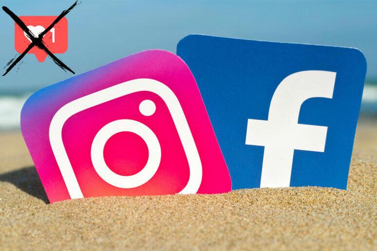 jak skrýt počet lajků na instagramu a facebooku