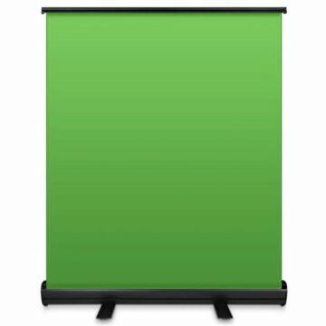Klíčovací green screen plátno