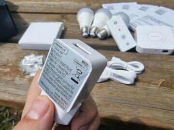 LIDL Smart Home brána žárovky ovladač brána adaptér