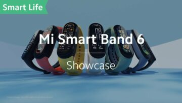Mi Smart Band 6: One Step Ahead!