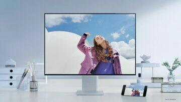 Monitory Huawei MateView a MateView GT