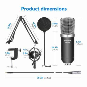 Neewer NW-700 mikrofonní set