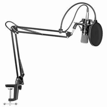 Neewer NW-700 mikrofonní set černý