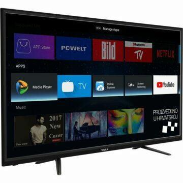 Nejlevnější televizory Android TV