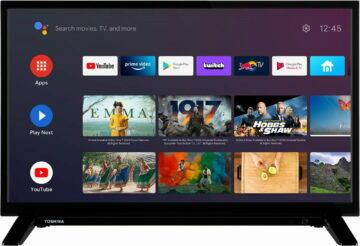 nejlevnější televizory s Android TV