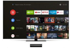 Nová aktualizace pro Nvidia Shield TV