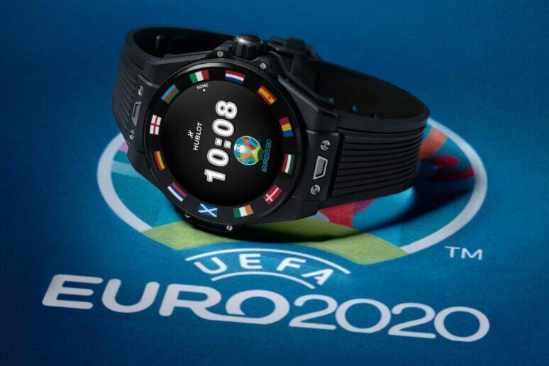 Nové Hublot Big Bang e UEFA Euro 2020