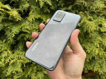 nový mobil realme