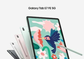 nový tablet samsung