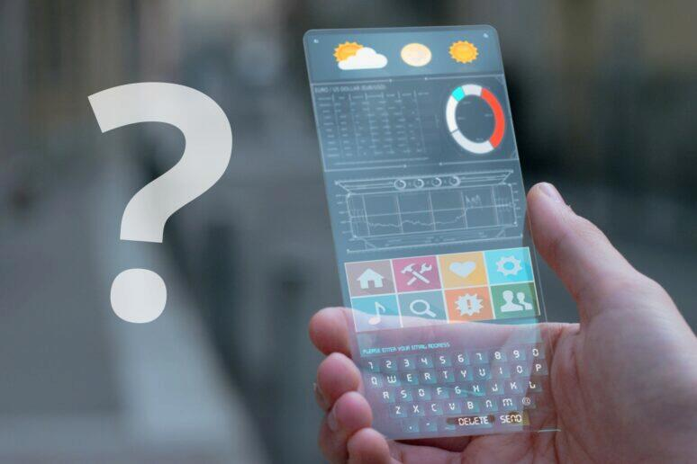 odhadovaný vývoj mobilů