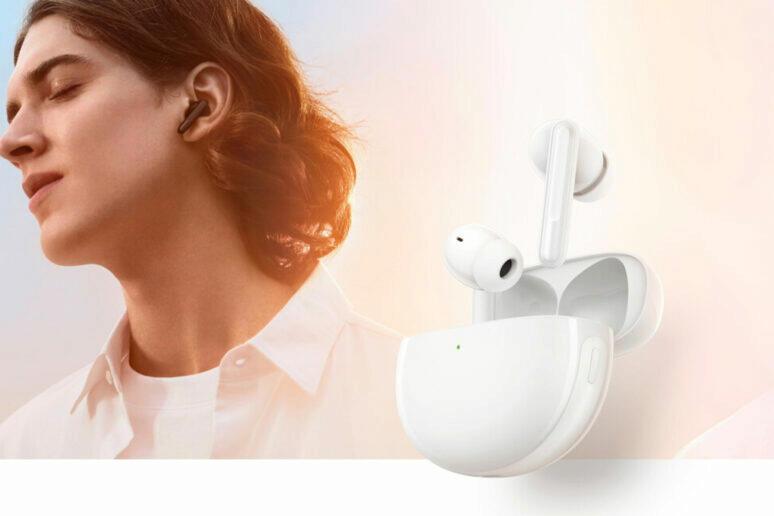 Oppo sluchátka