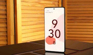 Pixel 6 očekávání