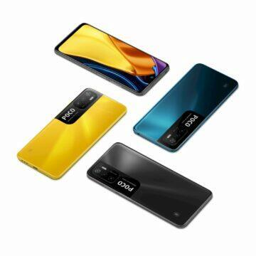 Poco M3 Pro 5G oficiálně
