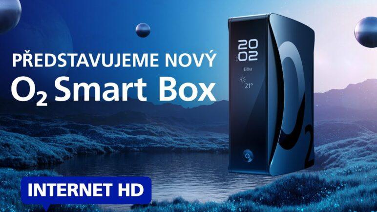 Představujeme nový O2 Smart Box s Inteligentní Wi-Fi