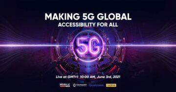 Realme GT 5G míří do Evropy