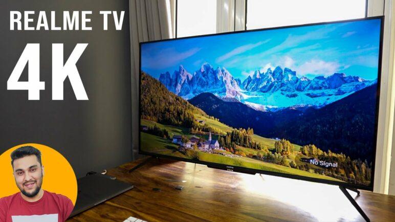 Realme Smart TV 4K: Value For Money 🔥 | Rs. 27,999 | TechBar