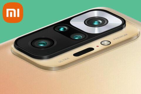 Redmi Note 10 Ultra výkonný mobil
