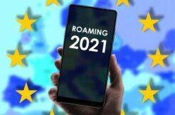 roaming mezinárodní volání sms 2021