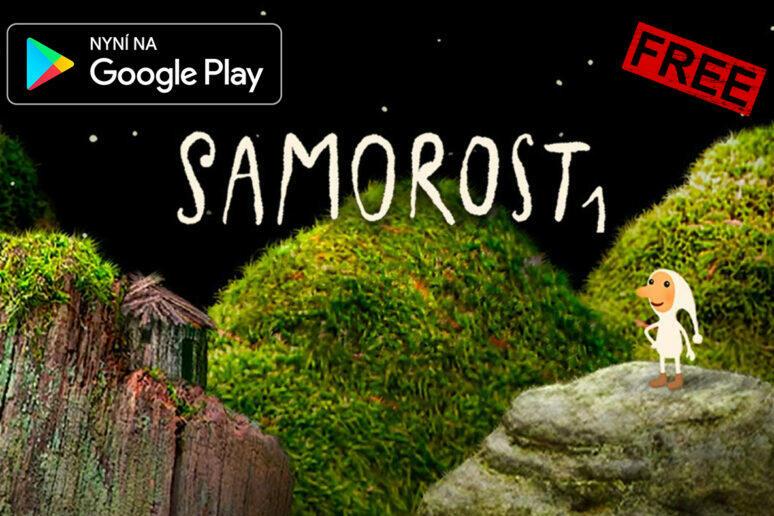 Samorost zdarma na Google Play