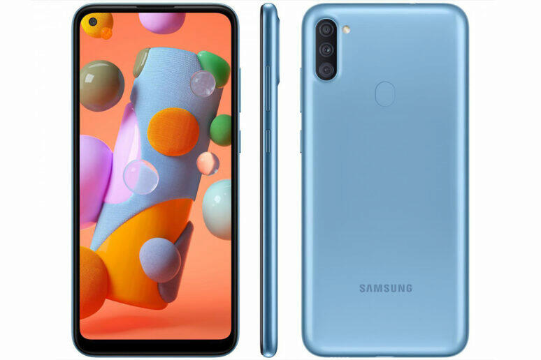 samsung galaxy a11 android 11