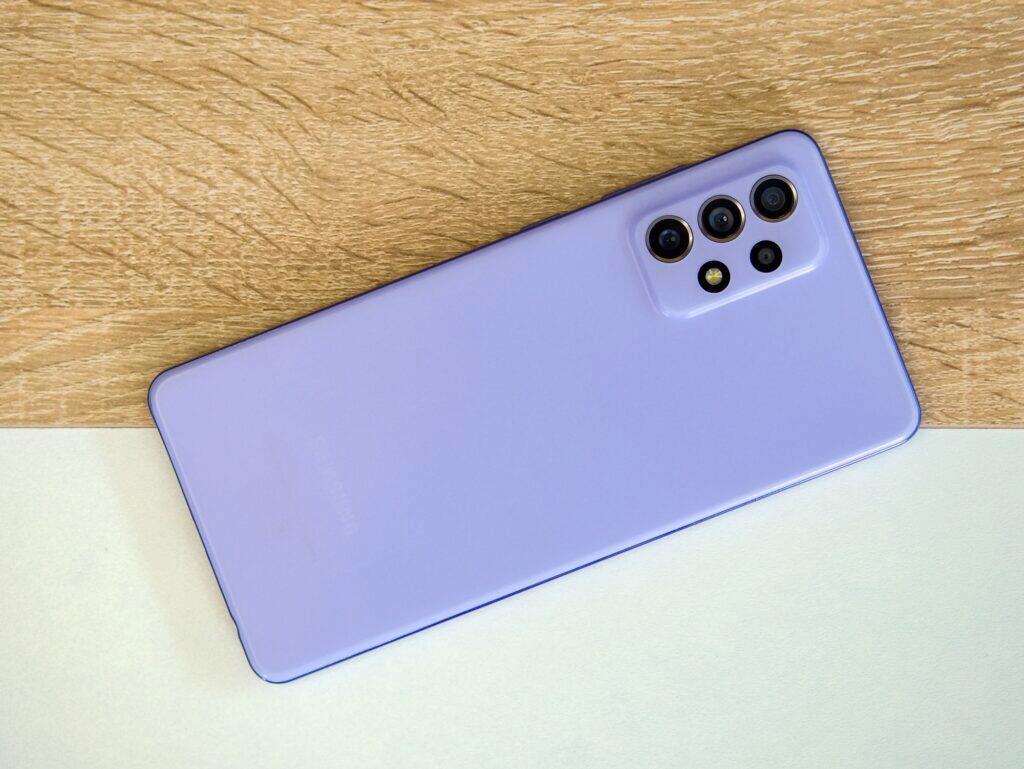 Samsung Galaxy A72 5000mah baterie