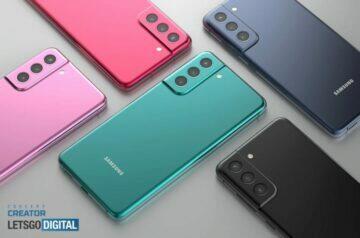 Samsung Galaxy S21 FE dorazí dříve