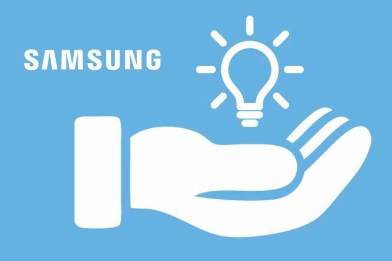 Samsung rozdá některé patenty