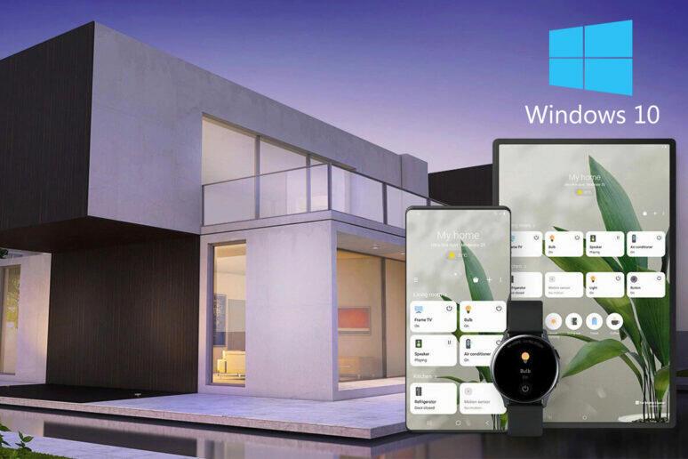 samsung smartthings windows 10