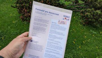 sčítání 2021 formulář pokuta prodloužení