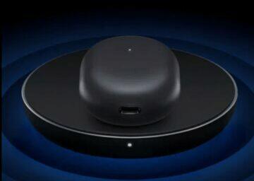 sluchátka Redmi Airdots 3 Pro bezdrátové nabíjení