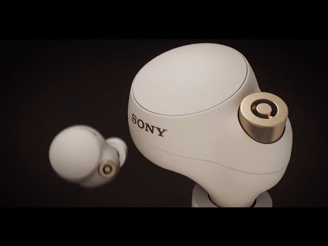 Sony WF-1000XM4 Official Introduction Leaked