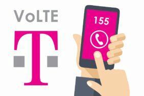 T-Mobile VoLTE tísňová volání