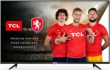 TCL 50P616 nejlevnější televizory televize s Android TV