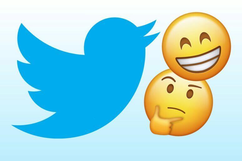 Twitter chystá nové reakce haha hmm