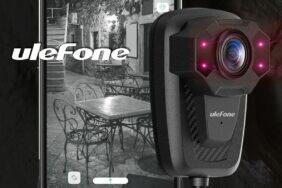 Ulefone mobilní kamera s nočním viděním