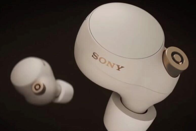 Uniklá reklama na sluchátka Sony WF-1000XM4