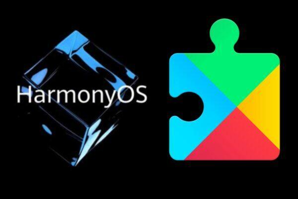 v HarmonyOS běží Google služby