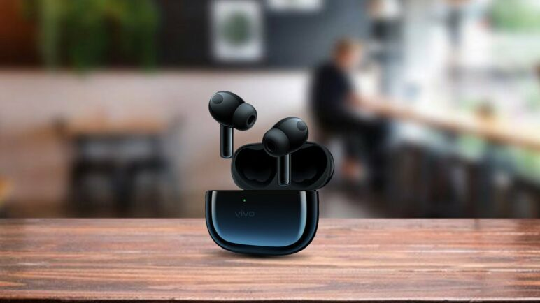 Vivo TWS 2 Earbuds With 12.2mm Dynamic Drivers